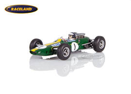 Lotus 33 Climax V8 F1 winner German GP Nürburgring 1965 World Champion Jim Clark