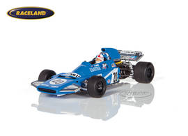Matra MS120B V12 Equipe Matra Sports F1 3° Spanish GP 1971 Chris Amon