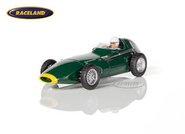 Vanwall VW5 Vandervell F1 winner Dutch GP 1958 Stirling Moss