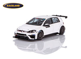 Volkswagen Golf GTI TCR test car 2016