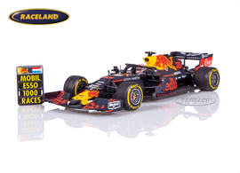 Aston Martin Red Bull TAG Heuer Honda RB15 F1 4° Chinese GP 2019 1000th F1 GP Max Verstappen