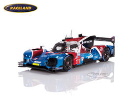 BR Engineering BR1 AER SMP Racing LMP1 Le Mans 2018 Petrov/Aleshin/Button