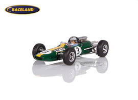 Lotus 25 Climax V8 F1 Team Lotus German GP 1965 Gerhard Mitter