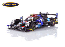 Oreca 07 Gibson LMP2 Jackie Chan DC Racing Le Mans 2019 Heinemeier-Hansson/King/Taylor