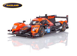 Aurus 01 Gibson LMP2 G-Drive Racing by Algarve Le Mans 2020 Ryan Cullen, Oliver Jarvis, Nick Tandy