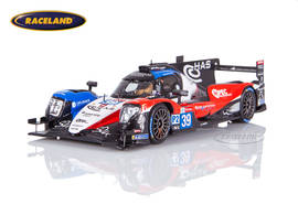 Oreca 07 Gibson LMP2 SO24-Has by Graff Le Mans 2020 James Allen, Vincent Capillaire, Charles Milesi