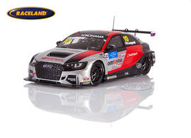 Audi RS3 LMS Comtoyou Audi Sport 4° WTCR Slovakia Ring race 3 2019 Niels Langeveld