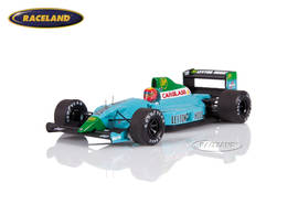 Leyton House March CG901 Judd V8 F1 French GP 1990 Mauricio Gugelmin