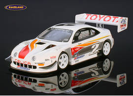 Toyota Celica AWD Turbo winner Pikes Peak 1994 Rod Millen 10:04.060 min
