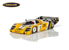 Porsche 956 New Man Team Joest winner Le Mans 1985 Ludwig/Barilla/Winter