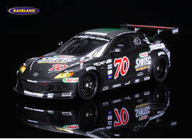 Mazda RX-8 SpeedSource Syntec 8° 24H Daytona 2010 winner GT Tremblay/Ham/Haskell/Bomarito