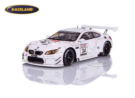 BMW M6 GT3 Walkenhorst Motorsport Track Design VLN final 2018 Krognes/Pittard/Adams