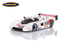 Toyota 88C GTP All American Racers Tom's 14° IMSA Road Atlanta 1989 Olson/Cord