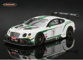 Bentley Continental GT3 Bentley M-Sport 24H Spa 2015 Smith/Meyrick/Kane