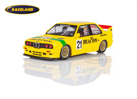 BMW M3 E30 Beacon Thunderbolt movie car Pik Lik Foh 1995