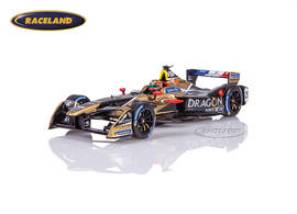 Techeetah Formula E Team winner New York ePrix Rd.2 Champion Formula E 2017/2018 Jean-Eric Vergne