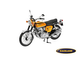 Honda CB 750 K0 1968 gold metallic