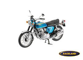 Honda CB 750 K0 1968 blue metallic