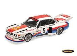BMW 3.5 CSL Schnitzer Memphis winner Havrov International 1977 Sepp Manhalter