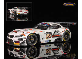 BMW Z4 GT3 Triple Eight Racing 24H Spa 2015 Mowle/Ratcliffe/Olborne/Müller