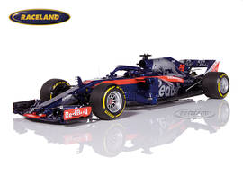 Toro Rosso STR13 Honda Red Bull F1 2018 Brendon Hartley