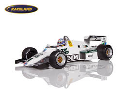 Williams FW08C Cosworth V8 F1 TAG Williams Team 1983 Keke Rosberg