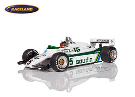Williams FW08 Cosworth V8 F1 Saudia TAG Williams Team 1982 Derek Daly