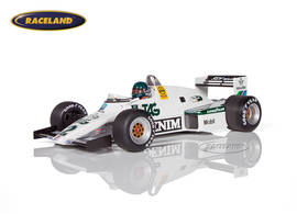 Williams FW08C Cosworth V8 F1 TAG Williams Team 1983 Jacques Laffite