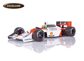 McLaren-Honda MP4-5b F1 1990 World Champion Ayrton Senna