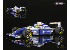 Williams-Renault FW16 F1 1994 Ayrton Senna
