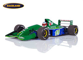Jordan 191 Ford F1 7Up TicTac Belgian GP 1991 Michael Schumacher