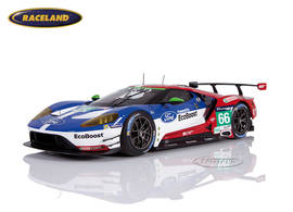 Ford GT Chip Ganassi Team UK GTEPro 21° Le Mans 2016 Pla/Mücke/Johnson