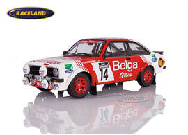 Ford Escort RS 1800 MkII Belga Team 3° Haspengouw Rallye 1983 Droogmans/Joosten