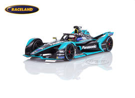 Formula E Gen 2 Panasonic Jaguar Racing Season 5 2018/2019 Nelson Piquet jr.