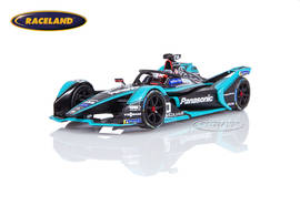 Formula E Gen 2 Panasonic Jaguar Racing Season 5 2018/2019 Mitch Evans