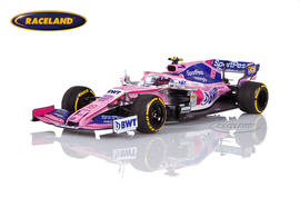 Racing Point RP19 Mercedes BWT SportPesa F1 2019 Lance Stroll