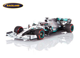 Mercedes AMG Petronas W10 EQ Power+ F1 9° German GP 2019 World Champion Lewis Hamilton