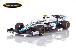 Williams FW43 Mercedes F1 19° Hungarian GP 2020 Nicholas Latifi