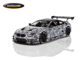 BMW M6 GT3 zebra look presentation Spa 2015