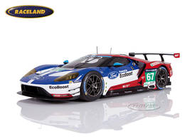 Ford GT Chip Ganassi Team UK GTEPro 40° Le Mans 2016 Franchitti/Priaulx/Tincknell