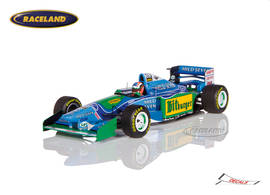 Benetton Ford B194 F1 Australian GP 1994 Johnny Herbert
