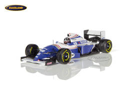 Williams FW16b Renault Team Rothmans F1 winner GP Japan 1994 Damon Hill