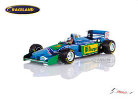Benetton B194 Cosworth V8 F1 Mild Seven Japanese GP 1994 Johnny Herbert