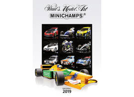 Minichamps catalogue 2019 edition 1