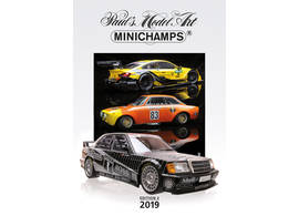 Minichamps catalogue 2019 edition 2