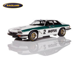 Jaguar XJS TWR Motul Jaguar Racing winner ETCC Brno 1983 Walkinshaw/Nicholson