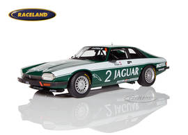 Jaguar XJS TWR Jaguar Racing winner ETCC 500 km Donington 1984 Percy/Nicholson