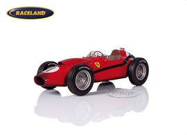 Ferrari Dino 246 V6 F1 winner British GP 1958 Peter Collins dirty version