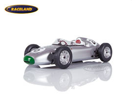 Porsche 718/2 F2 Porsche KG 4° Solitude German F2 GP 1960 Graham Hill