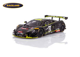 McLaren 650S GT3 Strakka Racing 24H Spa 2017 Fleming/Leventis/Williamson/Webb